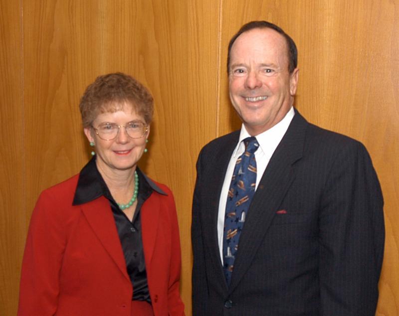 John and Martha King